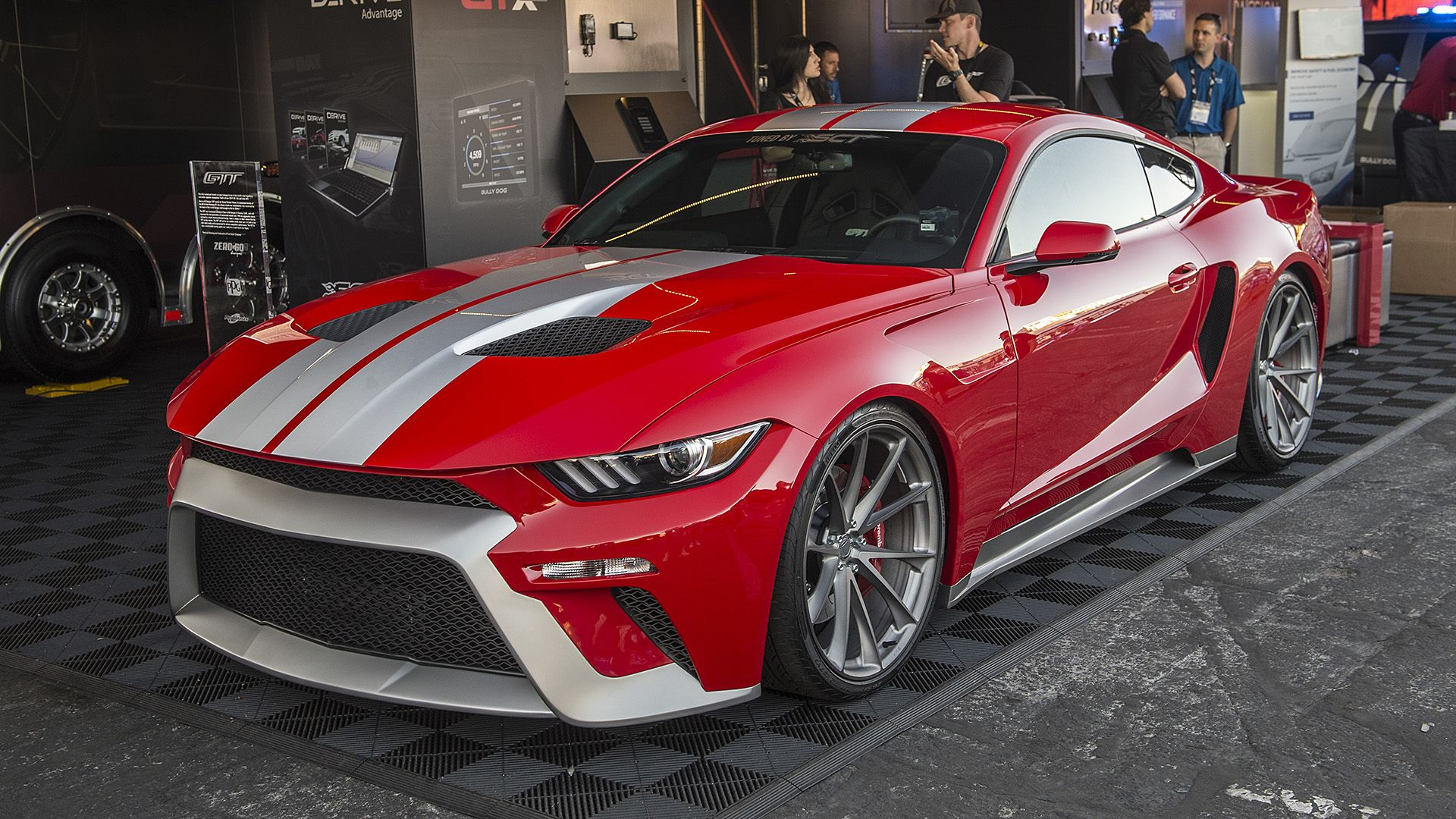 Outstanding ford mustang gtt by zero to 60 designs ford pinterest