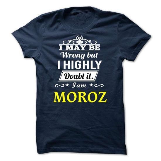 cool MOROZ Design T Shirt New Check more at http://historytshirts.com/moroz-design-t-shirt-new.html