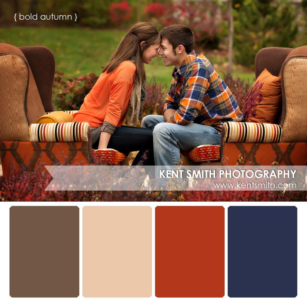 Portrait Palettes {bold autumn} | Portrait Palettes | Pinterest ...
