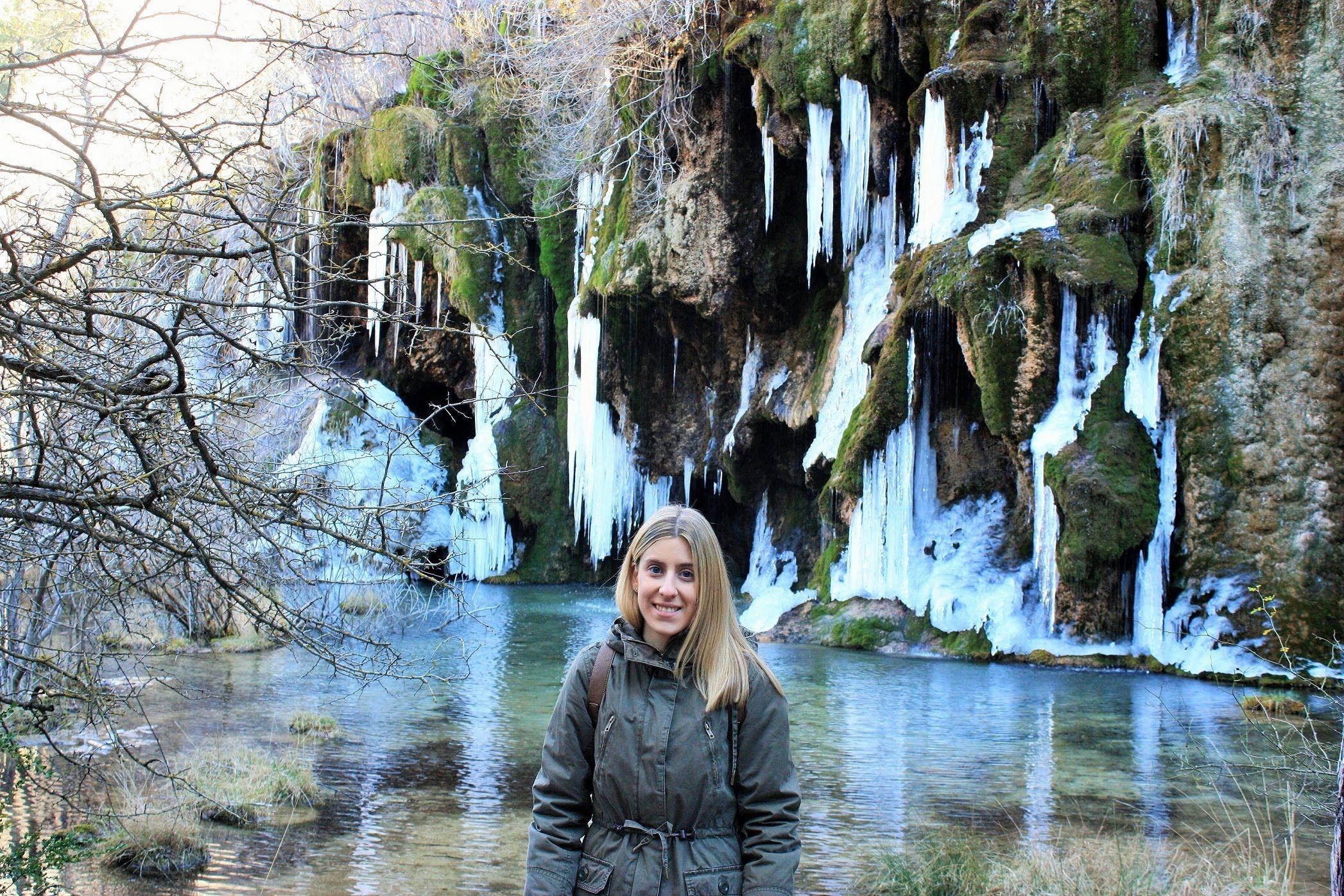 El Nacimiento Del Río Cuervo Uno De Los Rincones Más Bellos Del Parque Natural De La Serranía De Cuenca Parques Naturales Viajes Y Turismo Serrania De Cuenca