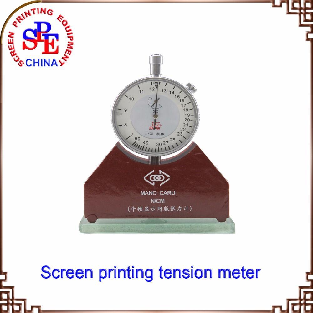 Business & Industrial High Quality 50n Screen Printing Tension Meter Mesh Tension Meter Last Style