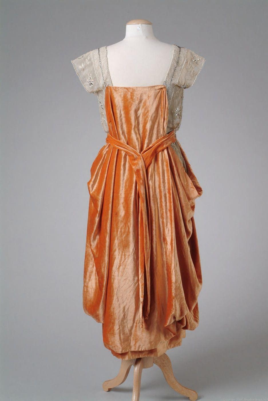orange velvet evening gown orange velvet evening gown with a