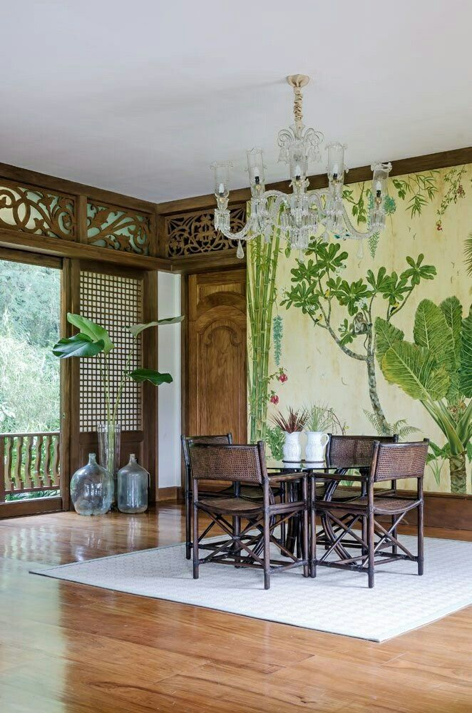 The Wall Art Is 3 With Images Filipino Interior Design Philippine Houses House Interior