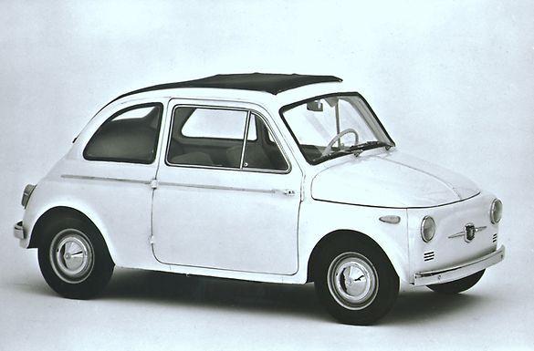Jay Leno S Garage Vintage Fiat 500s Photo Gallery Fiat