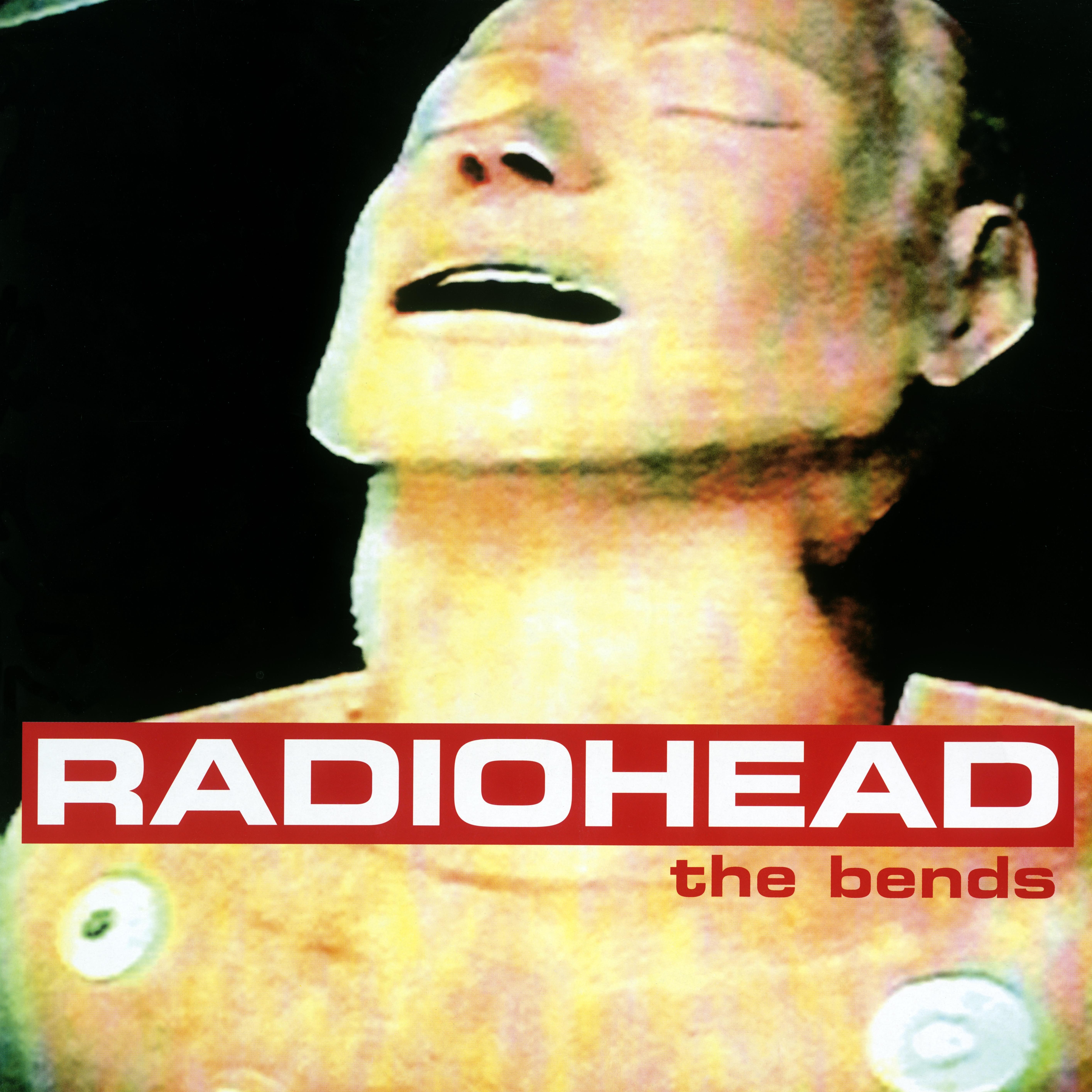 Radiohead The Bends Pochette album, Musique, Album