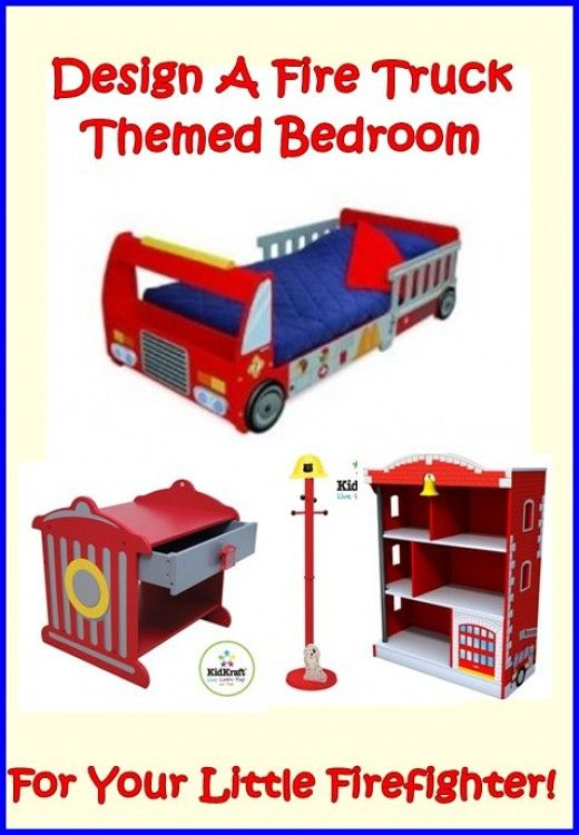 kids fire truck bed a firetruck bed online for your little