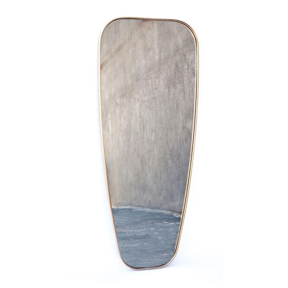 Maverick Mirror by Kelly Wearstler | Kelly wearstler, Mirror designs,  Mirror frames