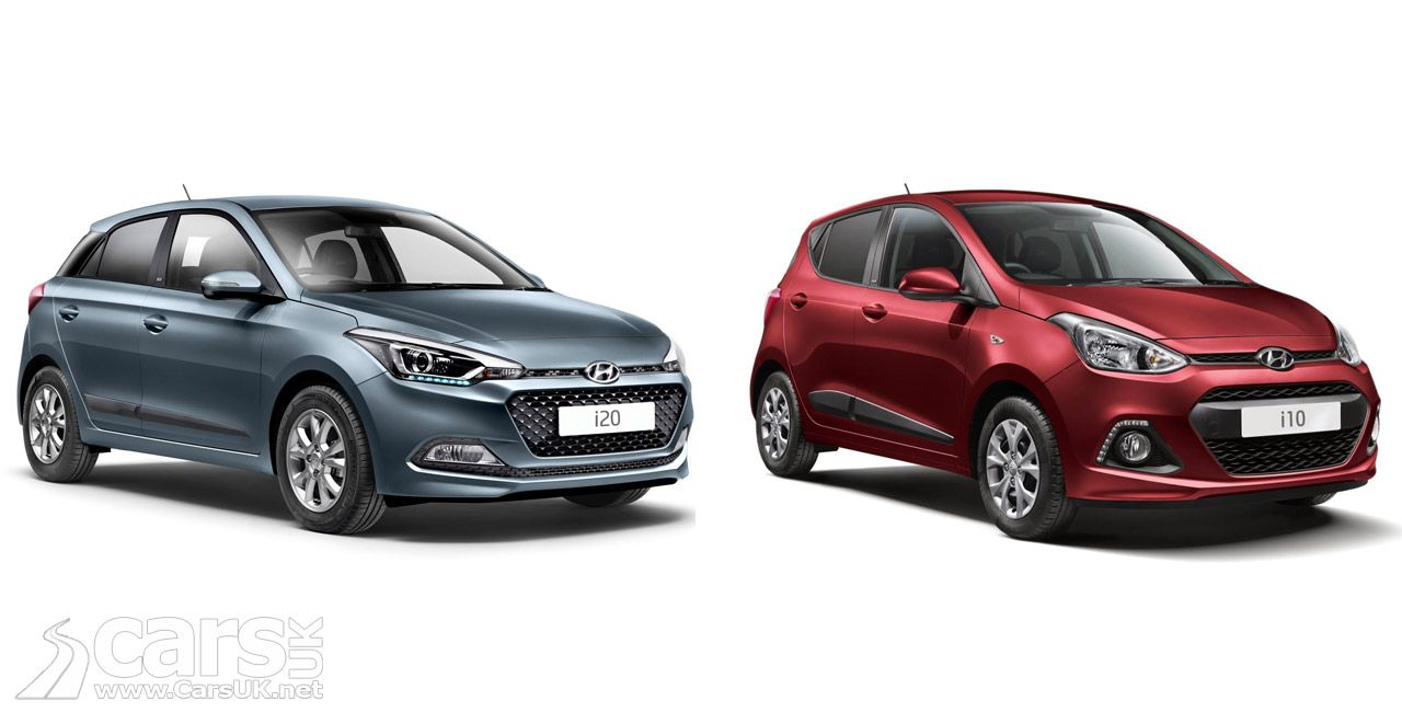 Hyundai I10 I20 Go Launch To Celebrate Euro 2016 Cars Uk