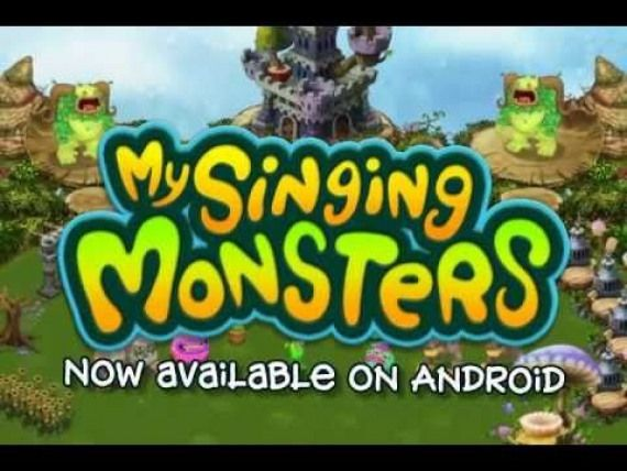 My Singing Monsters Android friend code 10338185DJ