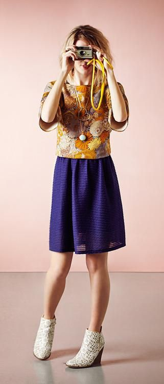 #One #Dress #Three #Ways on the #AnthroBlog