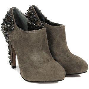 Spikes - Sam Edelman, Putty Boots