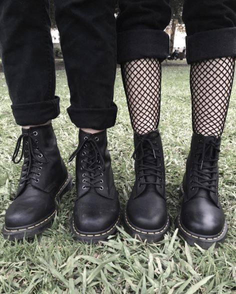 Dr martens vegan 1460 felix lace up boots | Vegan boots