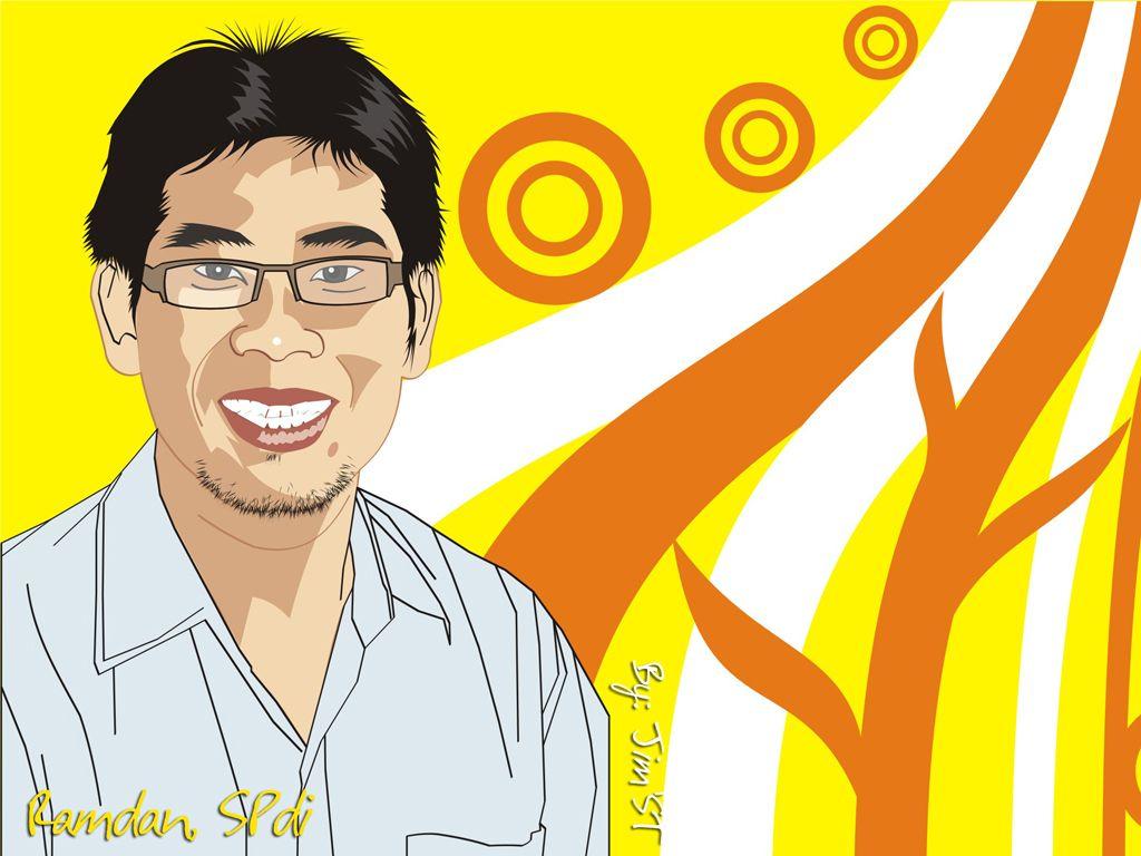 Cara Edit Foto Menjadi Efek Kartun Kaskus The Largest Indonesian Kartun Pengeditan Foto