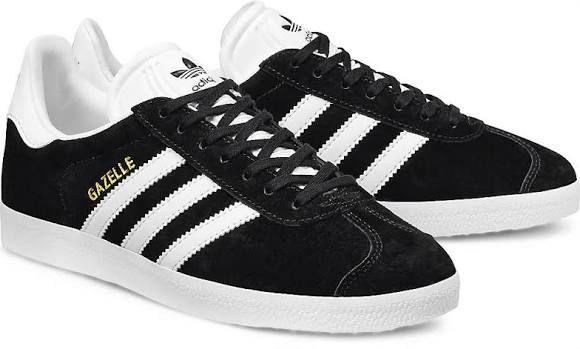 Adidas Originals, Sneaker GAZELLE in schwarz, Schuhe für ...