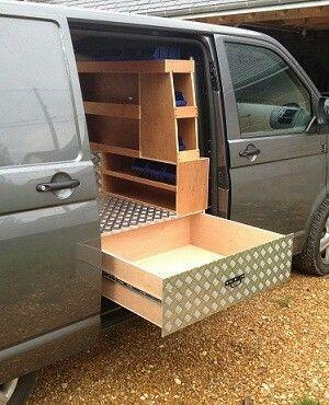 Epingle Par David Grondein Sur Camion Atelier Interieur Camion Camionnette Amenagement Camionnette