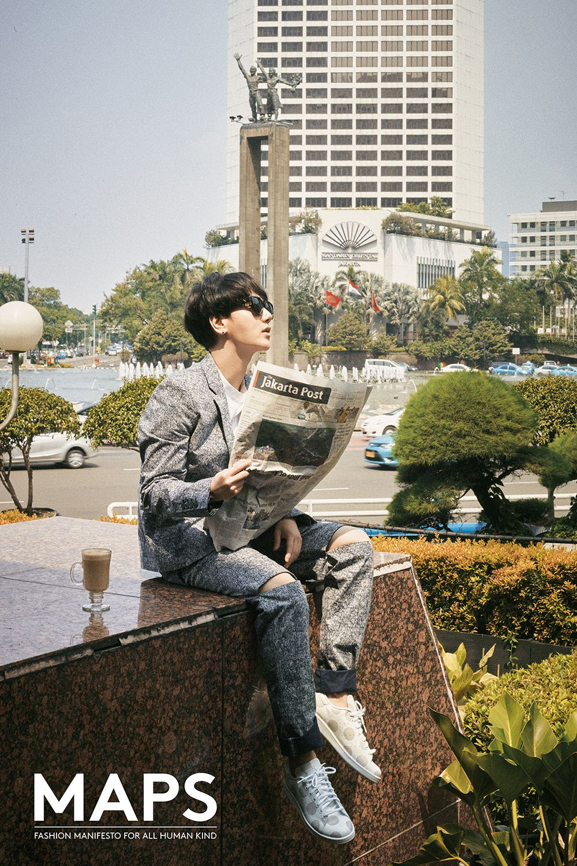 Yesung | MAPS Magazine