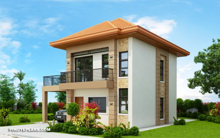 Havana Two Storey House With Spacious Terrace Amazing Architecture Magazine House Construction Plan Two Storey House 2 Storey House Design