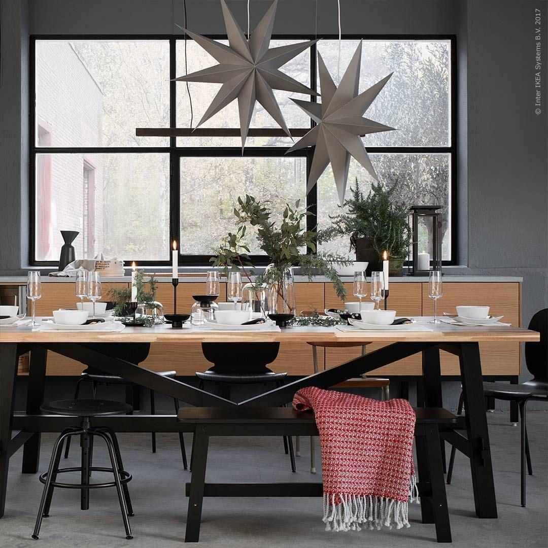 Skogsta Table Ikea Ikea Dining Ikea Dining Room Ikea Dining Table