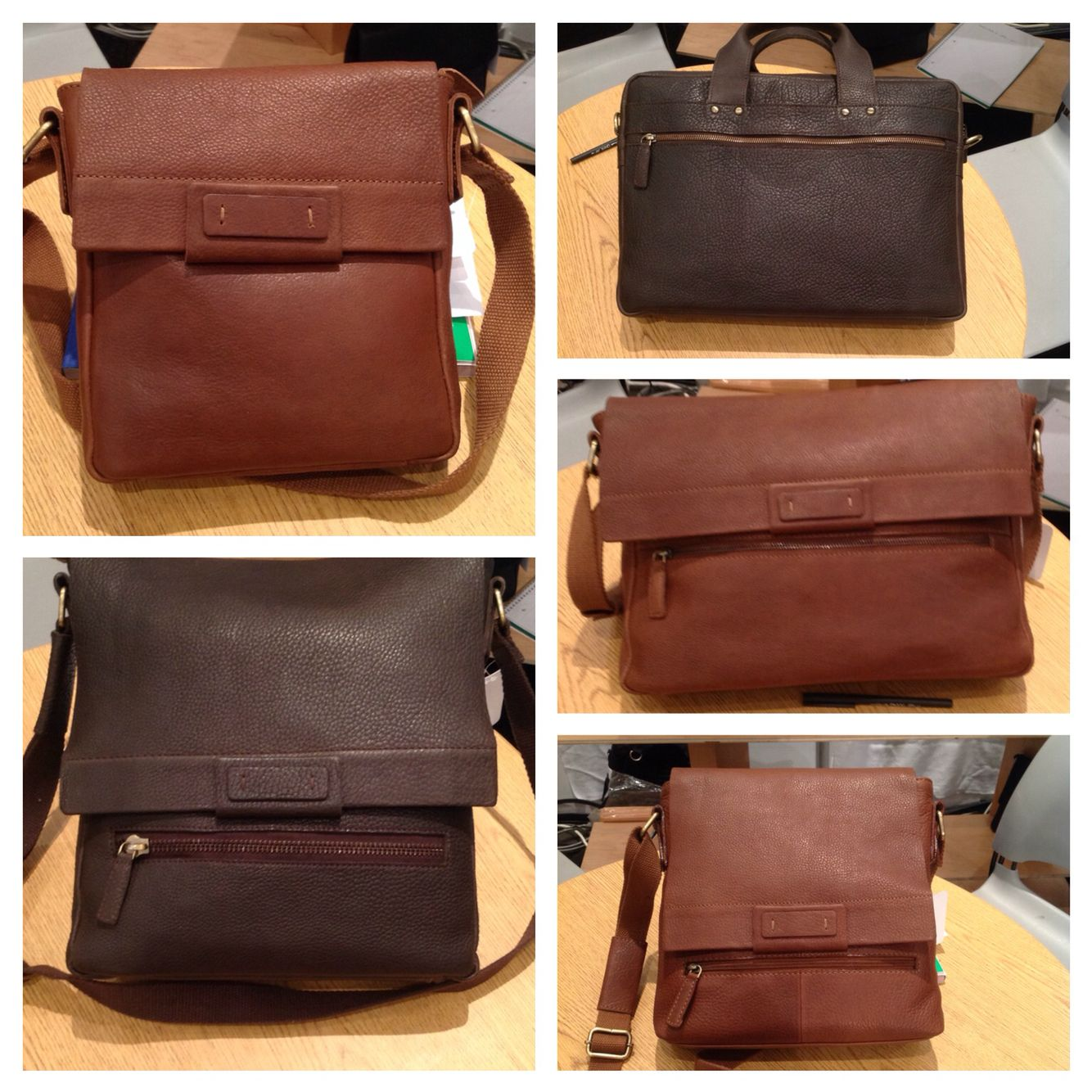 Colombian Leather Collection