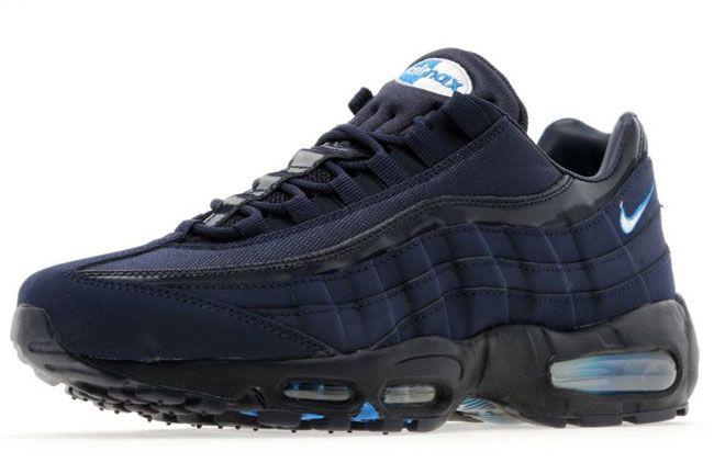 95 Air Max Shoes Blue