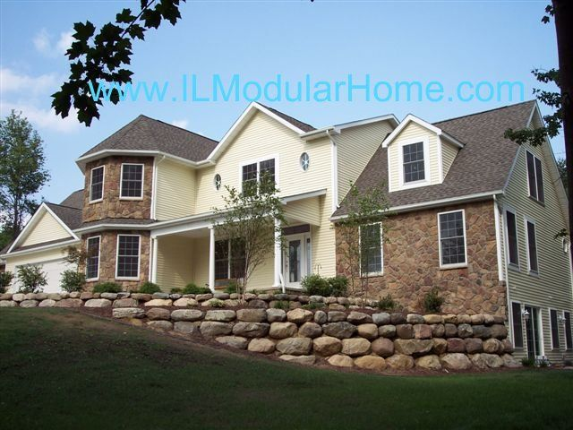Luxury modular homes price modular homes exterior in - Average price of a modular home ...