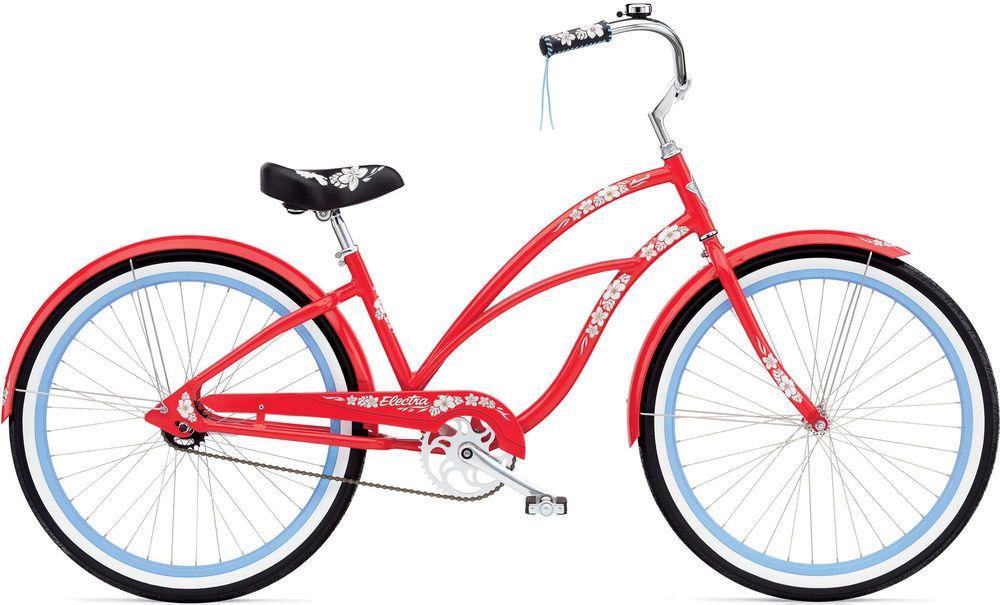 Electra Hawaii 3i Ladies 2015 500 00 Bikes Cruisers Electra Bike Bicycle Urban Bike