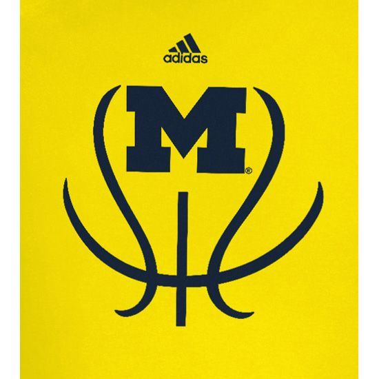 Michigan Basketball Logo Google Search Basketball Logo Design Basketball Shirt Designs Basketball Design
