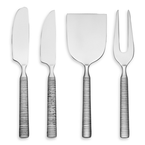 Donna Karan Lenox Wrap Café Cheese Knives ($49.99, http://www.bedbathandbeyond.com/store/product/donna-karan-lenox-reg-wrap-caf-cheese-knives-set-of-4/1041021651?categoryId=13013&AID=10817676&PID=2178999&SID=1132403573&source=Commission+Junction&utm_source=ShopStyle.com&utm_medium=affiliate&utm_campaign=Bed+Bath+and+Beyond+Product+Catalog&mcid=AF_CJ___1909792) #realestate #luxury #holiday #shopping