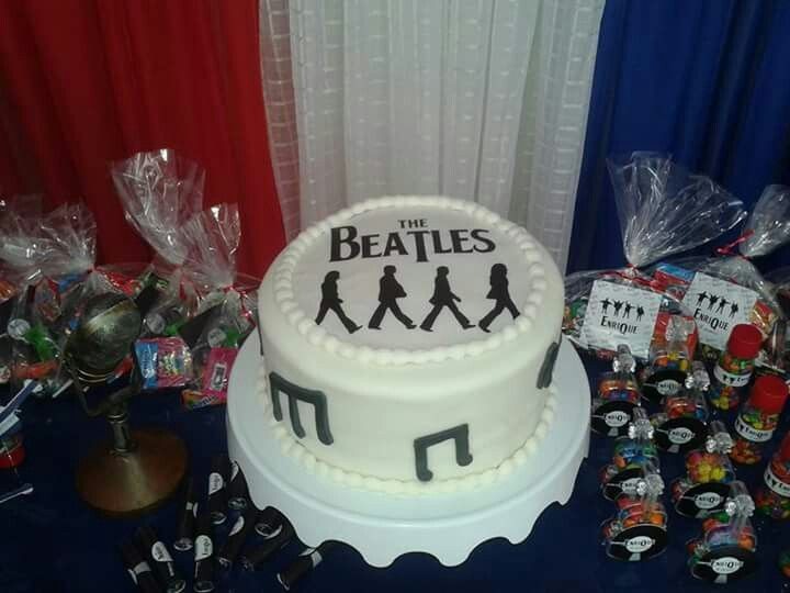 The Beatles Num Papel Arroz Super Personalizado Para Deixar A