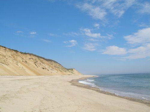 Cahoon Hollow Beach Wellfleet Cape Cod