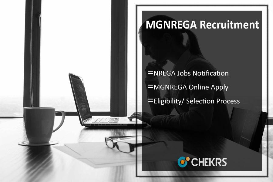 मनरेगा भर्ती 2017 Apply Online! Online jobs, Online