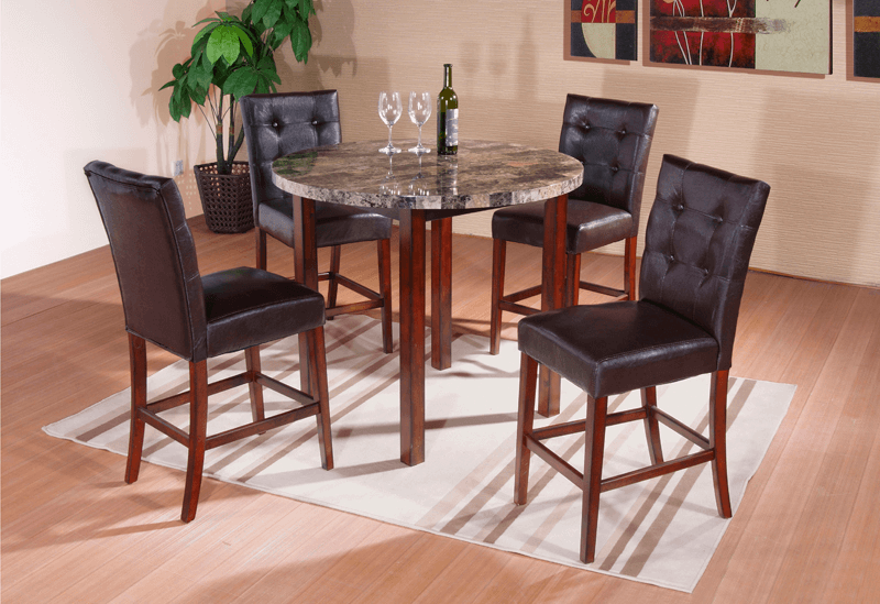 Faux Marble Oval Dining Table Counterheightdiningtable Squarediningtables Diningroombar Che Dining Table In Kitchen Cheap Dining Room Sets Round Dining Room
