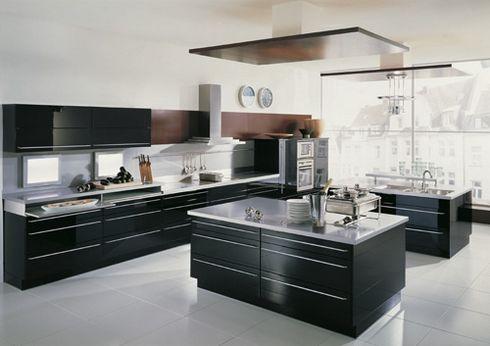 weißen Küchen Glasfliesen Kitchens are made for cooking - küchen modern design