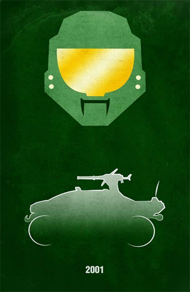 21 voitures et véhicules cultes de films en posters minimalistes | Ufunk.net
