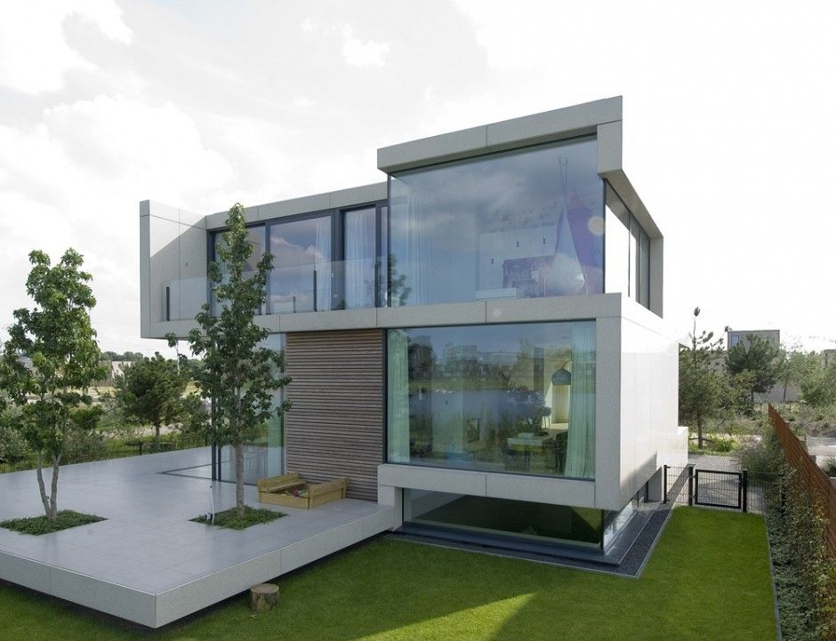Villa S2 in Amsterdam by MARC Architects | Awesome Architecture