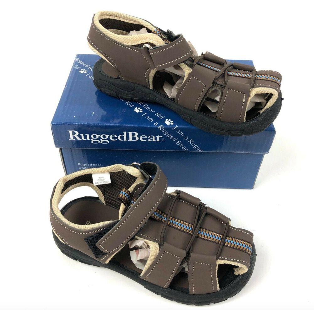 Ebay Sponsored Rugged Bear Boys Toddler Sandals Size 10