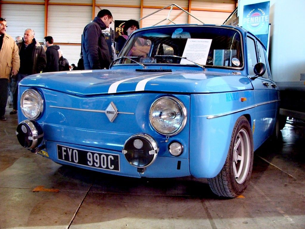 Pin De Phil Harrison En Renault 8 R8m S Ts G