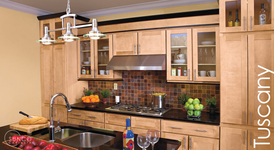 Groovy Tuscany Kitchen Design By Sunco Cabinets Sunco Cabinets Home Interior And Landscaping Oversignezvosmurscom