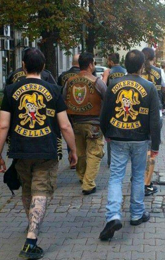 Jokers Motorcycle Club Michigan Disrespect1st Com