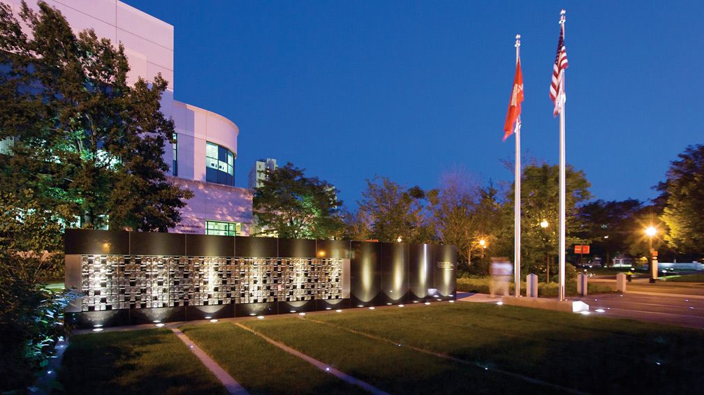 L01 Ll Veterans Memorial Northeastern University In Boston