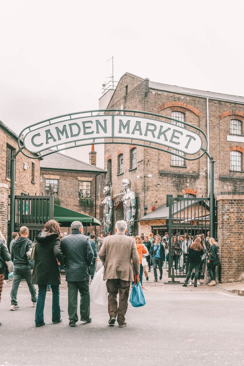 9 Best Things To Do In Camden - London - Hand Luggage Only - Travel, Food & Photography Blog