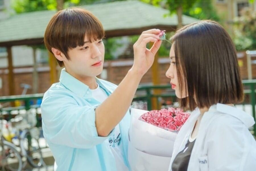 "Park Ji Hoon Prepares Romantic Surprise To Ask Out Lee Ruby On ""Love Revolution"""