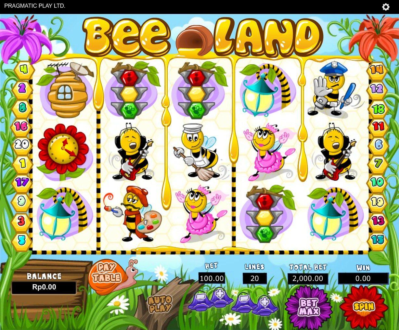 Game Asialive88 Slot Bee Land Wakaz89 Poker In 2019 Games Bingo