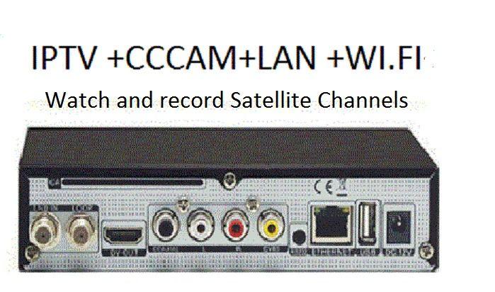 Iptv Internet Satellite Receiver Without Dish Arabic Aljazeer Sat Dvb S2 Wifi Satellite Receiver Satellites Satellite Tv
