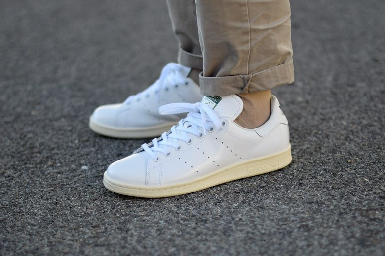 online retailer e2635 3d522 adidas Stan Smith par Nigo | Shoes | Adidas stan smith, Stan ...