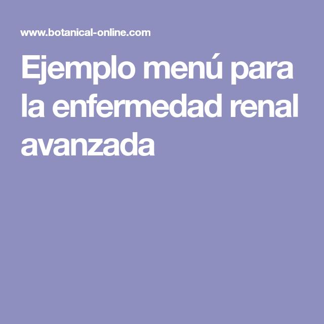 dieta cetosis para la insuficiencia renal