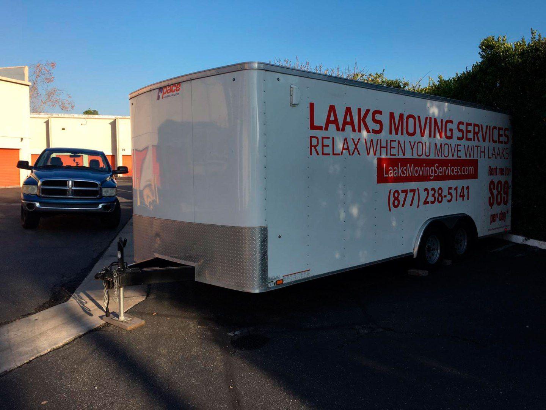 Benefits of Hiring Enclosed Car Trailer for Rent in Orange