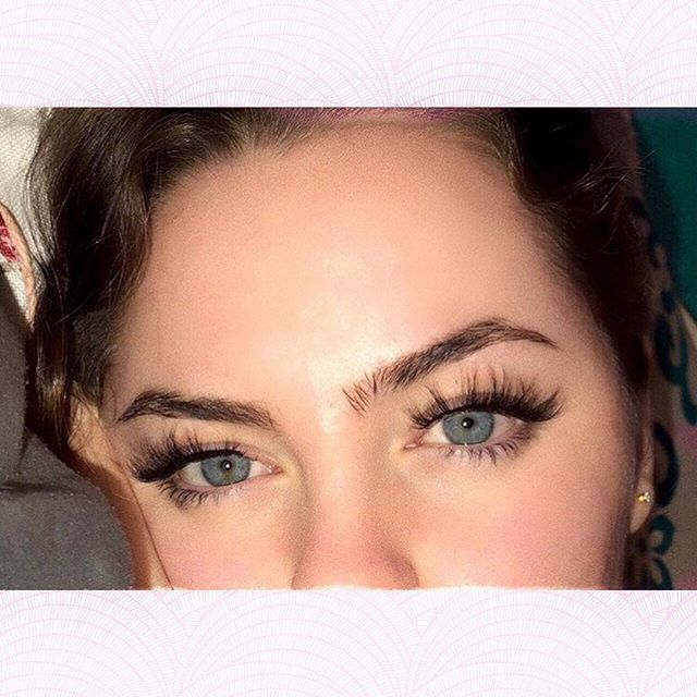 3d1a5f5207c Taking Oculus Lift 3D mink lashes to new heights @bethannie.nicol ...