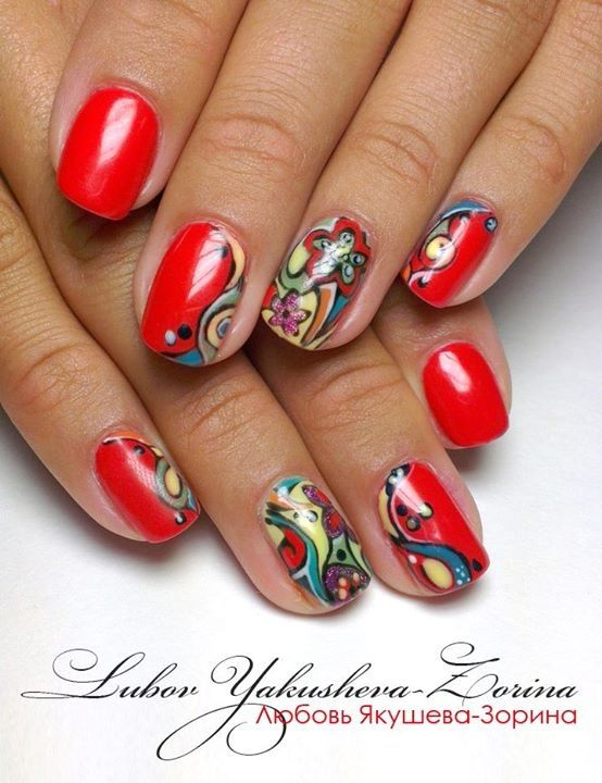 Pin By Andreea D On Nails 3 Pinterest Nail Nail