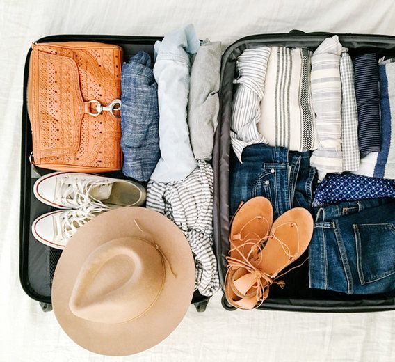 Travel Tips Packing Hacks Tips Essentials: Your Essential Guide To Minimalist Packing